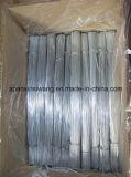 電流を通された切口ワイヤー450mm
