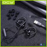 Receptor de cabeza estéreo sin hilos de la música Bluetooth de la marca de fábrica de los auriculares originales de Qcy