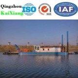 中国の低価格のカッターの吸引の川の砂の浚渫船