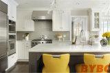 최신 판매 현대 높은 광택 있는 백색 래커 부엌 찬장 (BY-L-98)