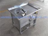 Machine saline modèle manuelle d'injection de vente chaude avec la bonne qualité