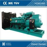 De Diesel 2000kVA van de Alternator 1600kw van de Marathon van de Motor van Googol Reeks van de Generator