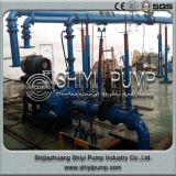Säurebeständige zentrifugale Wasserbehandlung-Wirbelsturm-Zufuhr-Schlamm-Pumpen-Hochleistungsteile