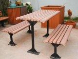 Produits de WPC pour le banc extérieur de jardin