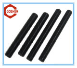 High Strength Black B7 B16 Stud Bolt / Threaded Rod