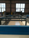 OEM de alumínio da máquina de estaca do plasma do CNC do cobre do aço inoxidável do ferro para o melhor