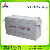 Válvula Regulated Lead Acid Battery para Solar System 12V150ah