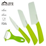 Cooking WareまたはKitchen Utensilsのための競争のPrice Ceramic Knife Sets