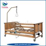 5つの機能電気病院の医学の看護のベッド