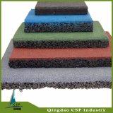 Напольный половой коврик резины гимнастики толщины 20mm
