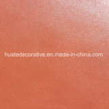 Divers papier de mélamine de couleur avec la couleur métallique pour des meubles