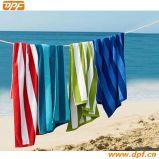100%年のテリーの綿のビーチタオル(DPF2427)