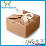 Custom Made Folding Kraft papier Gift Boxes Printing Wholesale