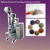 Máquina de embalagem do saco de chá da pirâmide