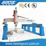 5 Mittellinie CNC Machine, CNC Machine mit CER Approved (MC1224-5AXIS)
