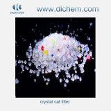 Clumping кристаллический сор кота с большим качеством #09