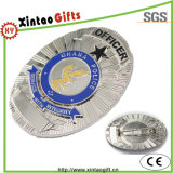 Alta calidad del metal del águila de la insignia del Pin de la Policía