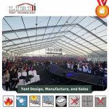 50mの幅年次総会のための大きい式のテントの玄関ひさし