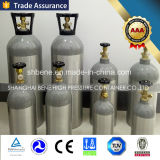 飲料のためのアルミニウム二酸化炭素シリンダー