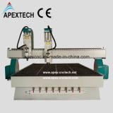 Автомат для резки машины резца CNC вырезывания деревянный для Woodworking