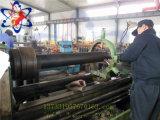 Color Negro Tamaño Estricto De 127mm Nylon Tube Conveyor Roller Usage