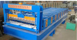 Azulejo de material para techos acanalado del metal que forma la máquina