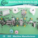Máquina Ultra-Thin servo cheia da produção das almofadas sanitárias com certificação do CE