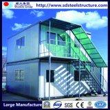 Prefab offic-PrefabStaal buildinge-Geprefabriceerd Huis