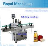 Machine à étiquettes de bâton à grande vitesse de bouteille