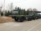 caminhão do leito do caminhão 9m da carga 6X6 Awd