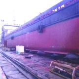 Alta fuerza de sustentación del saco hinchable de lanzamiento de la nave del caucho natural