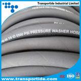 Colorido Presión de alimentación manguera de la lavadora para manguera de goma hidráulica