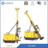 SHY-6 todo plataforma de perforación hidráulica de la base del diamante
