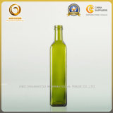 Popular Tamanho 750ml Marasca Glass Olive Oil Bottle (539)