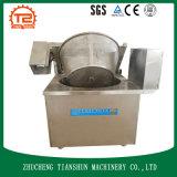 Machine semi-automatique de friteuse ou pommes chips industrielles faisant frire la machine