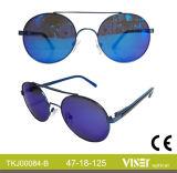 La vente chaude badine les glaces de lunettes de soleil (84-B)