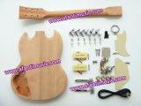 Afanti Music / Sg DIY Guitarra Eléctrica / Guitarra Elétrica (ASG-818K)