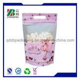 Levantarse los bolsos Ziplock del embalaje del té para el embalaje del té negro