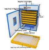 Automatischer Huhn-und Vogel-Ei Hatcher Geflügel-Ei-Inkubator