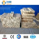 2.0966 Barra do bronze de alumínio de liga de cobre de C63000 C63200