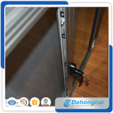 Het aangepaste Openslaand raam van /Aluminium van het Venster van het Profiel van het Aluminium van de Onderbreking van het Glas van 5+12A+5mm Dubbele Thermische Glijdende