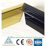 Profil en aluminium d'extrusion d'usine de bâti de panneau solaire