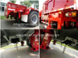 Hauling Container를 위한 널리 이용되는 중국 Top Level Flatbed Semi Trailer