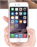 Caso externo sem fio magro super da parte traseira do banco da potência do telefone de pilha para o iPhone 6