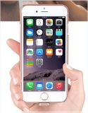 Super dünner drahtloser externer Handy-Energien-Bank-Rückseiten-Fall für iPhone 6