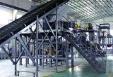 Scrap Refrigerator Recycling Machine / Recycling Line