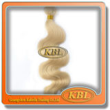 Haar Pieces von brasilianischem Golden Hair in 613#