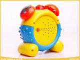 電子音楽的な目覚し時計の学習機械の赤ん坊のおもちゃ