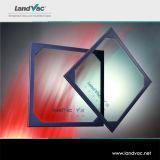 Vidrio plano coloreado decorativo del vacío de Landvac usado en la construcción y propiedades inmobiliarias