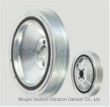 Демфер вибрации кручения/шкив кривошина для 1230300q0a Nissan